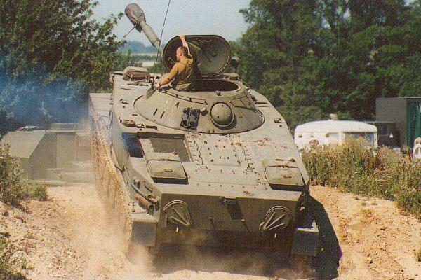 ТАНК ПТ-76, изображение №3