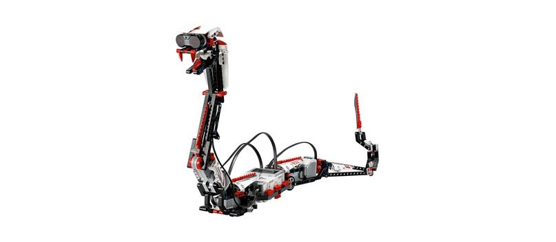Базовые проекты Lego Mindstorms EV3, изображение №3