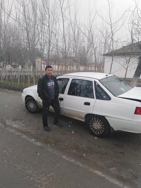 Улугбек Абдуалимов, Самарканд, Узбекистан