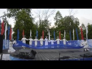 """ШЭТ """"Империя""""Славянский танец(стилизация) По мотивам постановки Аллы Мадыгуловой"""