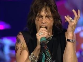 Aerosmith-I Dont Want I Miss a Thing(OST Armageddon Live)