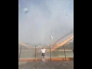 небольшой дождик