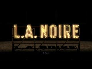 3 (PS4) Нуар,от Рокстар. Атмосфера 50х,суровые детективы и роковые женщины - L.A. Noire