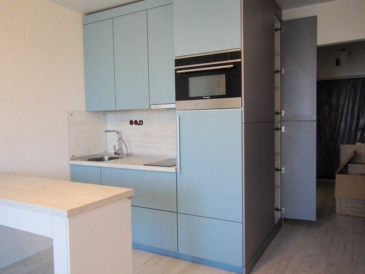 Квартира студия площадью 25,5 кв.