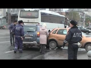День жестянщика в Екатеринбурге застал врасплох не только автомобилистов