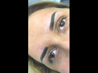 Видео от Перманентный макияж   Москва Марьино