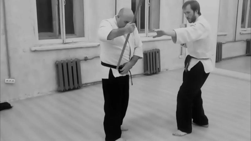 Martial arts Sinten Санкт Петербург ikkyo ryote kata dori gyaku hanmi katate dori tsuki koho tenkan