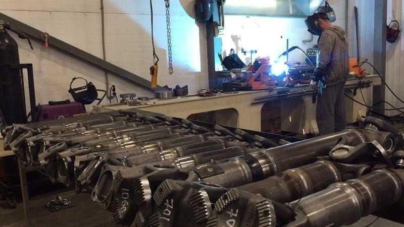 VALKARDAN.RU - изготовление карданных валов