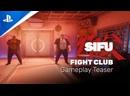 Sifu - Тизер игрового процесса Бойцовского клуба PS5, PS4