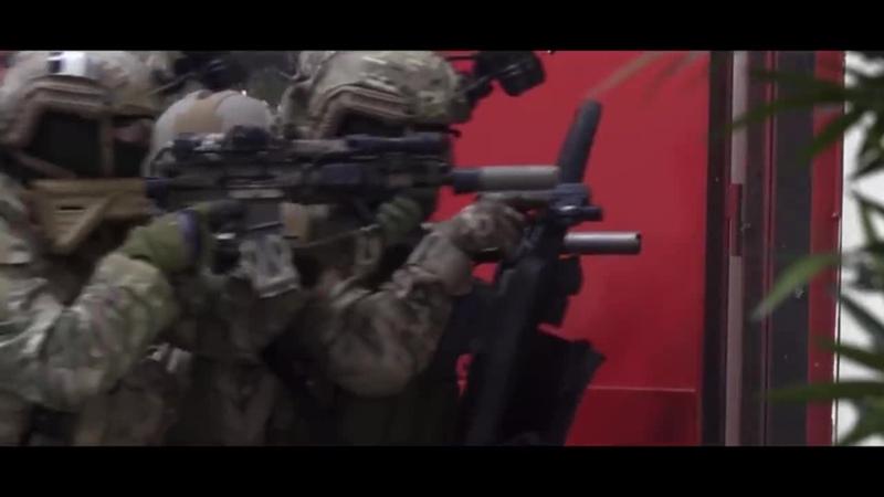Французские специальные силы-1er.rpima 13 е RDP CPA 10 коммандос ВМФ