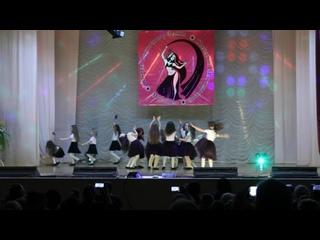 Ансамбль Феерия - Мириям Беби Отчетный Концерт Школы Восточного Танца Мириям 2019г