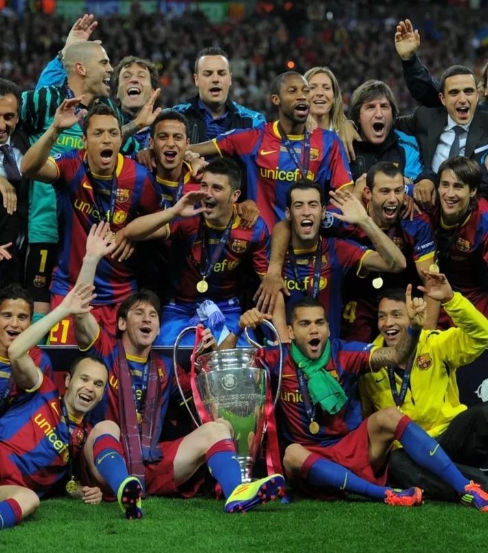 «Барселона» признана лучшим клубом десятилетия, «Зенит» – 42-й, ЦСКА – 105-й