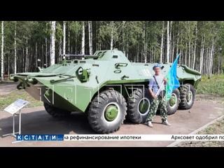 Большемурашкинские десантники отмечали день ВДВ до смерти