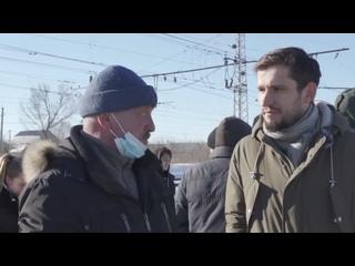 Город Покров, где в ИК-2 сидит Навальный. В нищете и разрухе народ винит Алексея, а не Путина