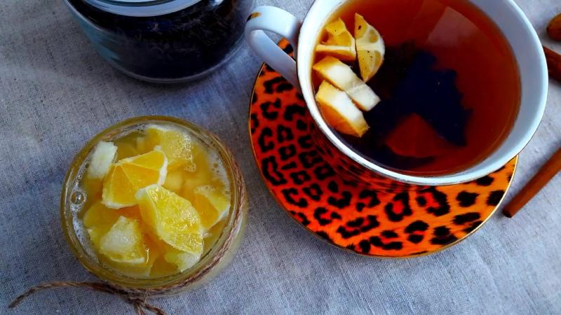 Как сохранить лимон в домашних условиях.