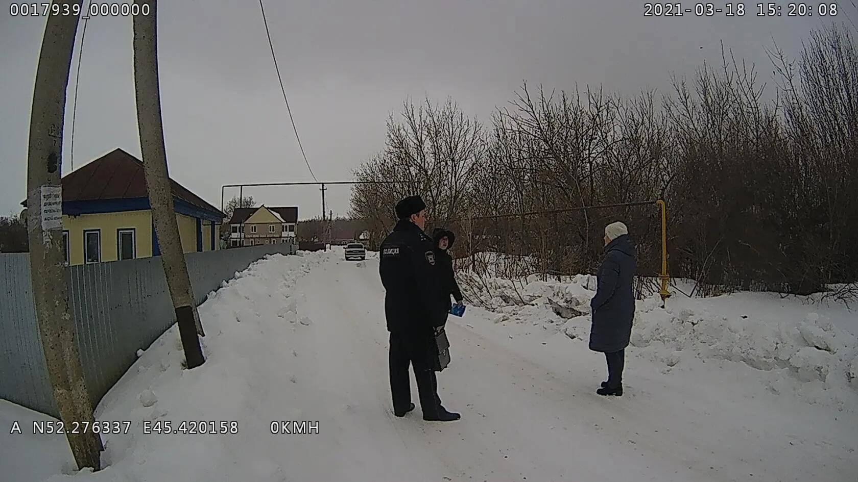 Административная комиссия провела рейд в посёлке Пригородный