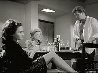 Пустая ночь / Noite Vazia (1964) dir.  Walter Hugo Khouri [rus sub]