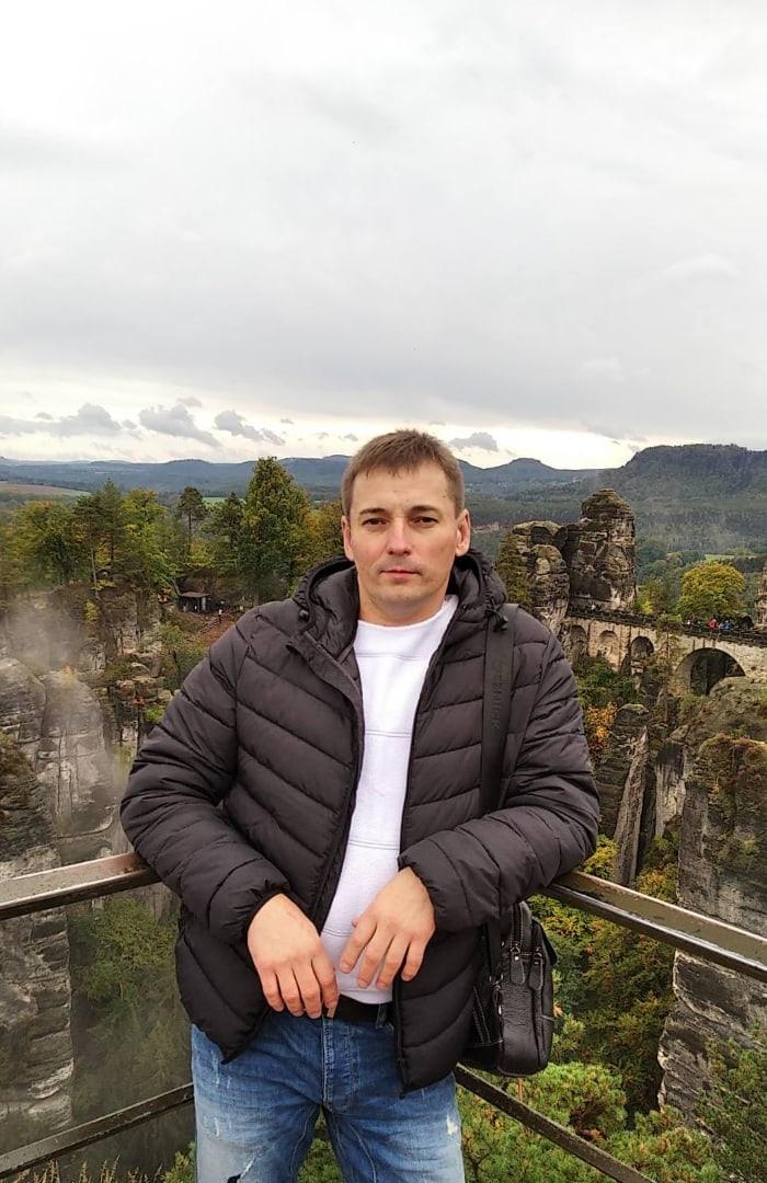 Aleksandr, 41, Wroclaw