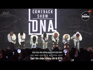 [Vietsub][BOMB] Again 'No More Dream' 2017! @BTS DNA COMEBACK SHOW [BTS Team]