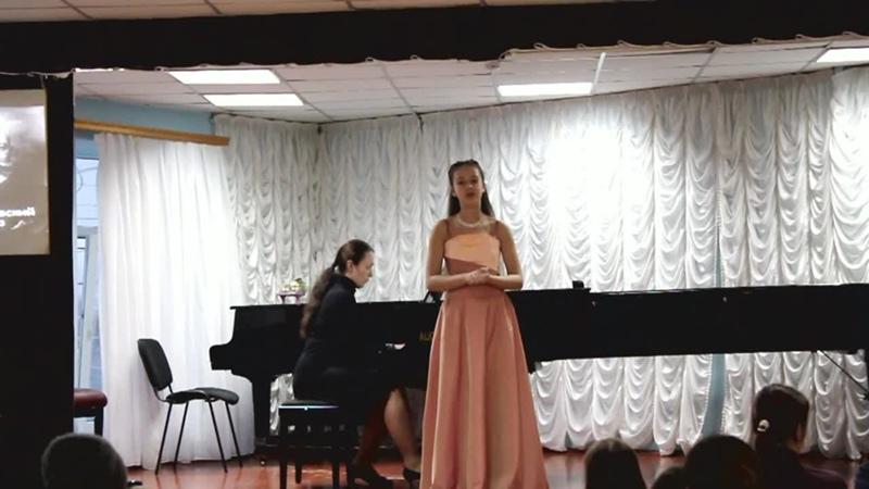Елесина Дарья «Колыбельная»