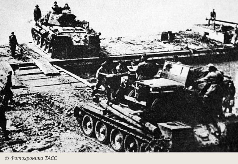 76 лет назад, шестого марта 1945 года, войсками Красной Армии был взят город-крепость Грудзяндз