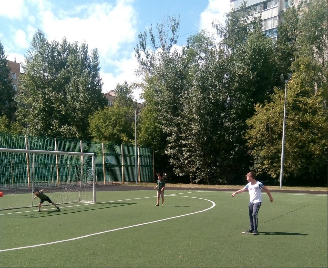 ГТД Московия - спорт