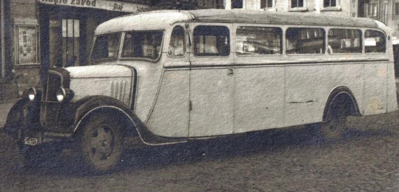 От ЗИСа до электробуса, изображение №4