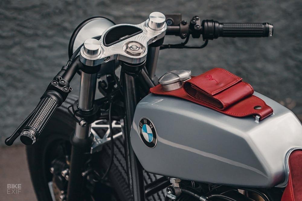 IRON & WYLD: кастом BMW R100
