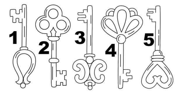 Выбери ключ и узнай какой сакральный смысл он несет для вашей жизни