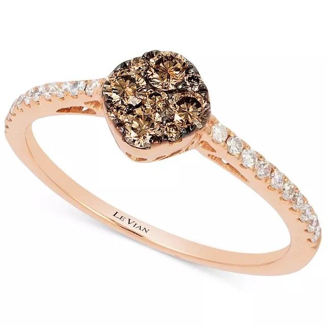 YUOR HaVjsU - Шоколадные бриллианты в обручальных кольцах - звучит мечтательно