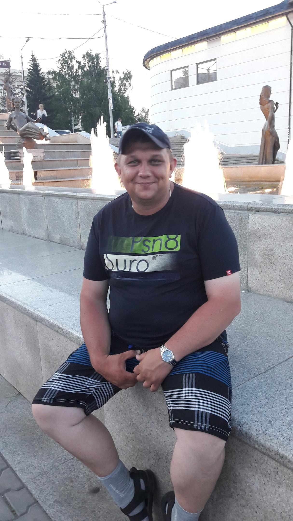 Антон, 35, Krasnoyarsk