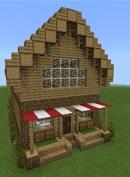 постройка домов в майнкрафте #1