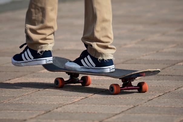 В центре Омска строят скейт-парк на месте котлован...