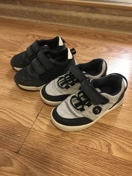 Кроссовки 28 и 30 размер, подходят на 28, цена за ...