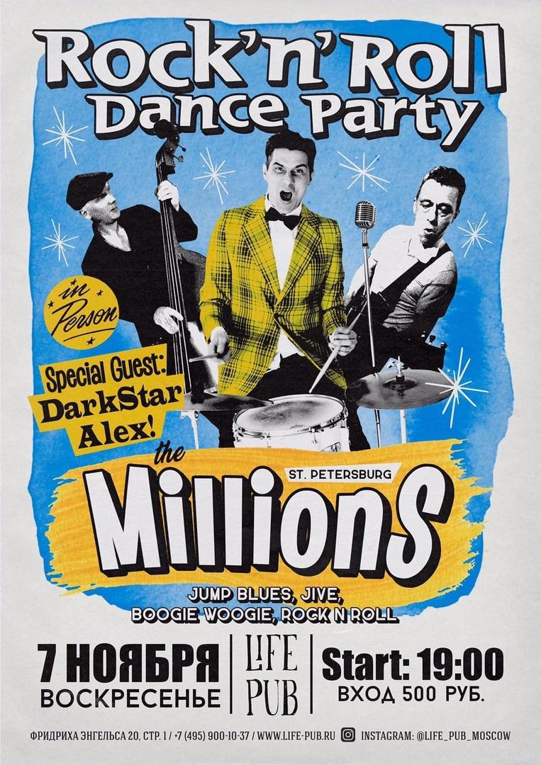07.11 The Millions в Life Pub!