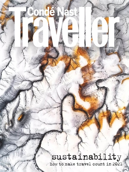 Cond   Nast Traveller UK - March 2021