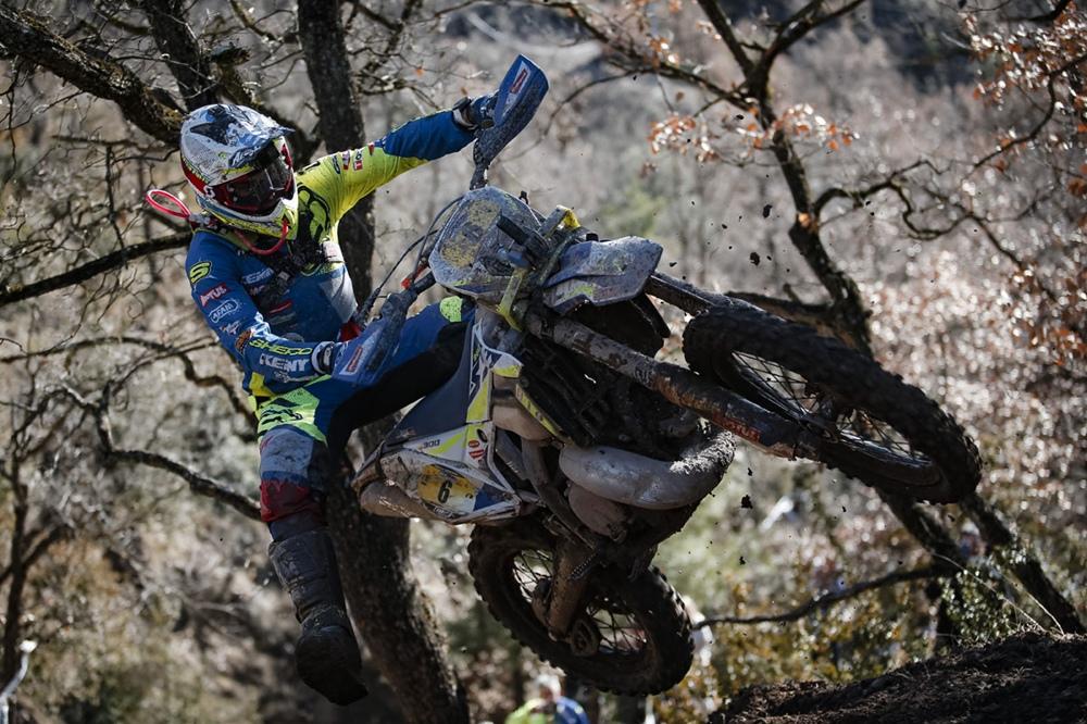 Испанское Хард Эндуро - Марио Роман выиграл первый этап (обзор)