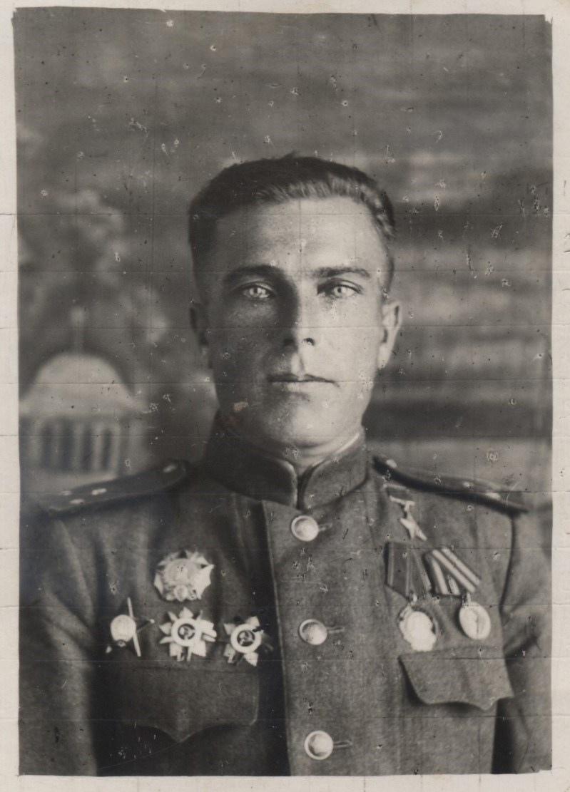 Кочерга Павел Евтихиевич (1911-1982)