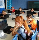 Школьников района познакомили с миром IT