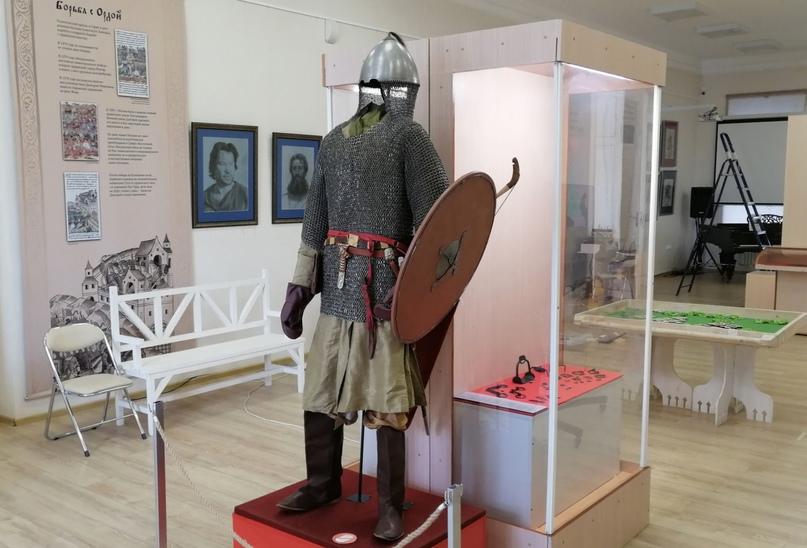 Масштабная межмузейная выставка «Куликовская битва» завтра откроется в Белозерске⚔