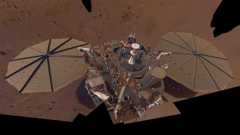 InSight обнаружил три самых мощных марсотрясения за все время работы на Марсе