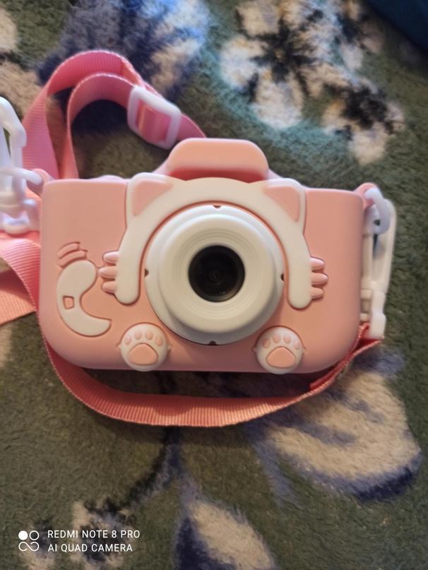 Новый детский фотоаппарат. Качество   Объявления Орска и Новотроицка №28055