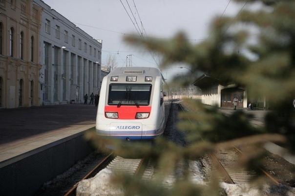 «Аллегро» возобновит движение между Петербургом и ...