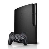 Прошитая Sony PS3 Slim (+ игры)