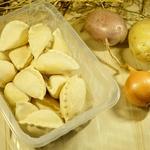 Вареники с картофелем, 460гр.