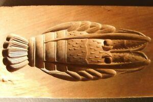 Японские деревянные резные формы Кашигата, изображение №12