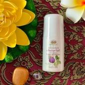 Натуральный Тайский шариковый дезодорант с экстрактом МАНГОСТИНА и ГУАВЫ Herbal deodorant Abhai whit