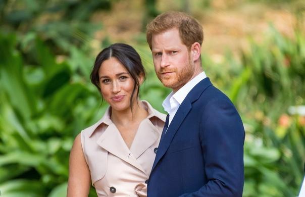 «Она счастлива»: Меган Маркл и принц Гарри не жалеют, что покинули королевскую семью