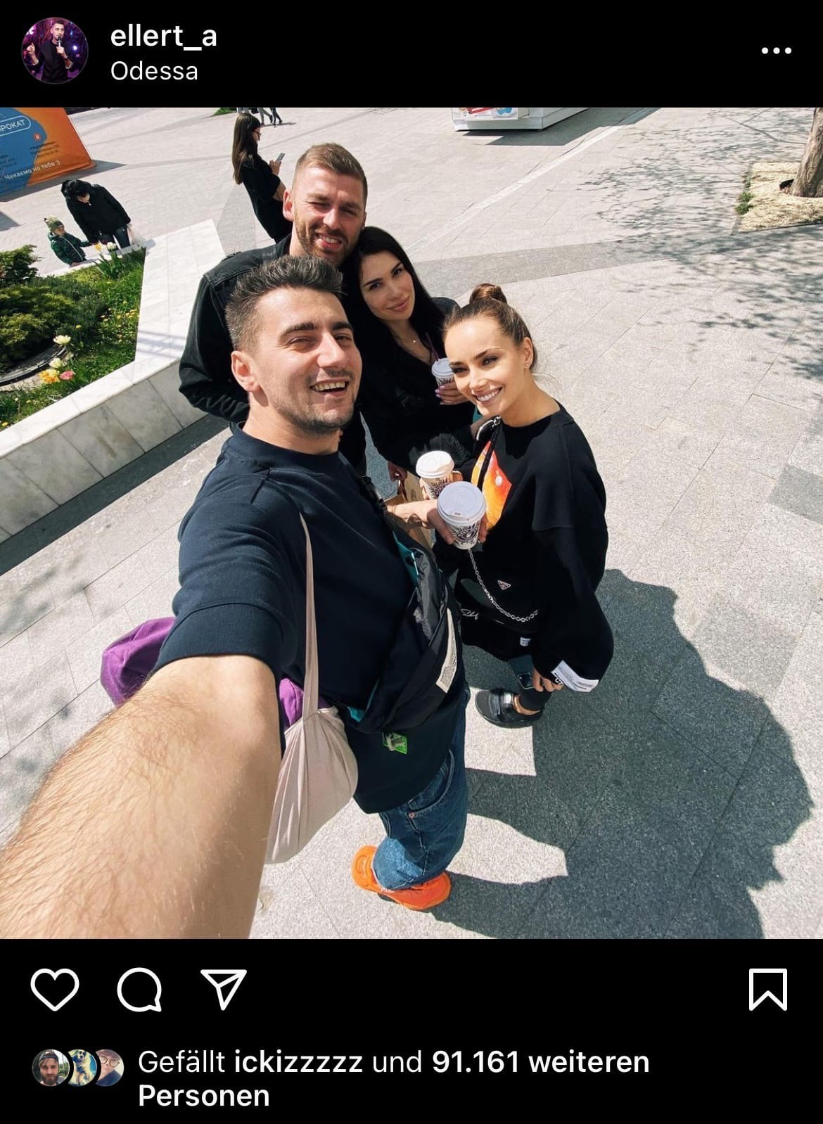 Ksenia Mishina - Sasha Ellert - Bachelorette Ukraine -  Season 1 - Discussion  - Page 9 WQsaiYcaw40