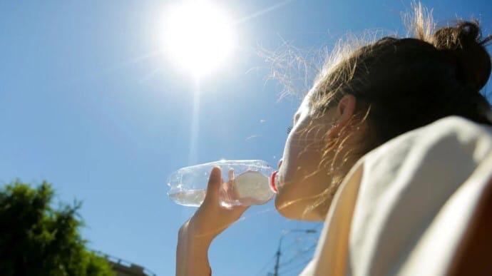 В Удмуртию пришла жаркая и сухая погодаСреднесуточная